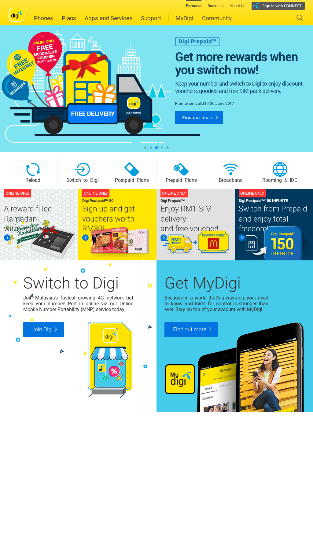 DiGi Competitors, Revenue and Employees - Owler Company Profile