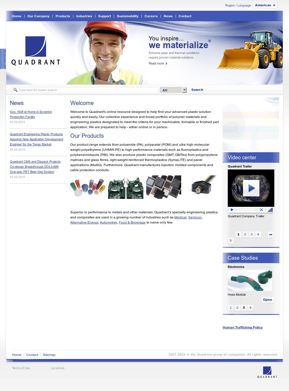 Quadrant Competitors, Revenue and Employees - Owler Company