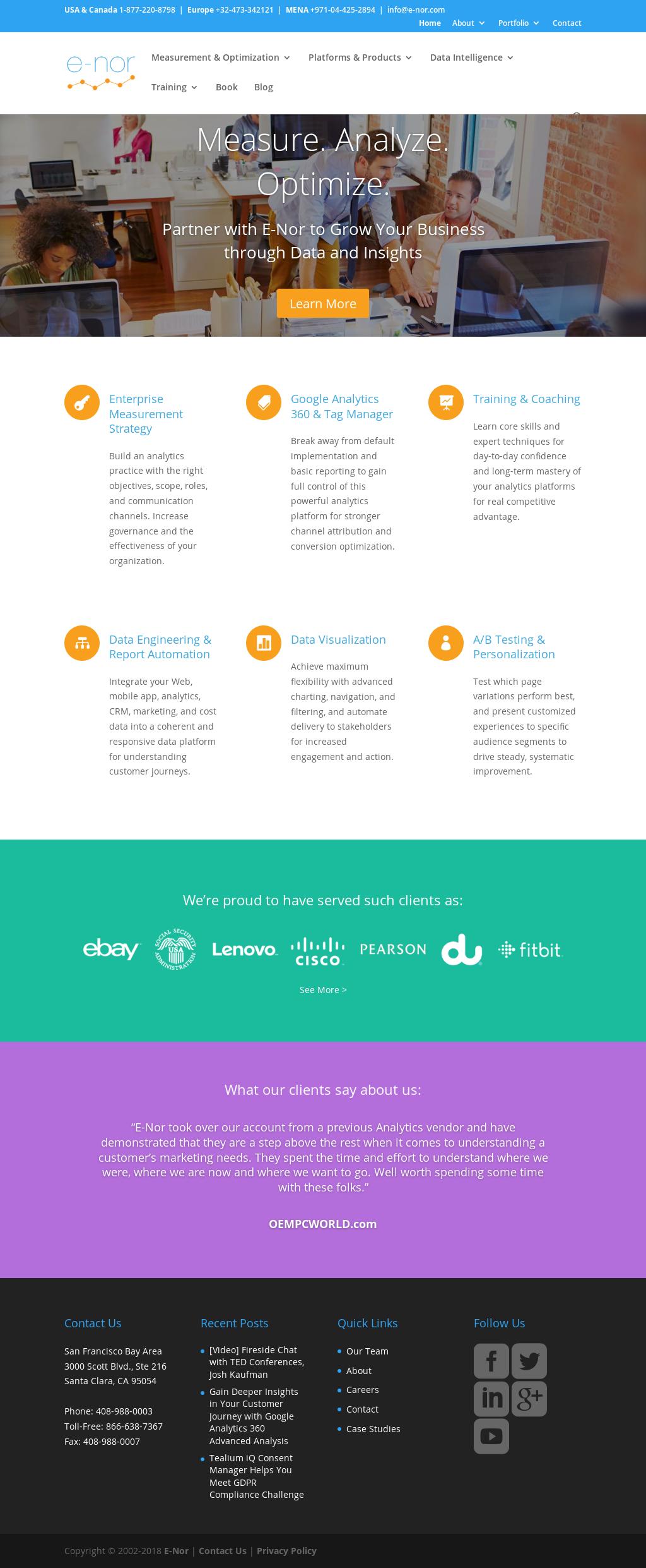 E-Nor Competitors, Revenue and Employees - Owler Company Profile