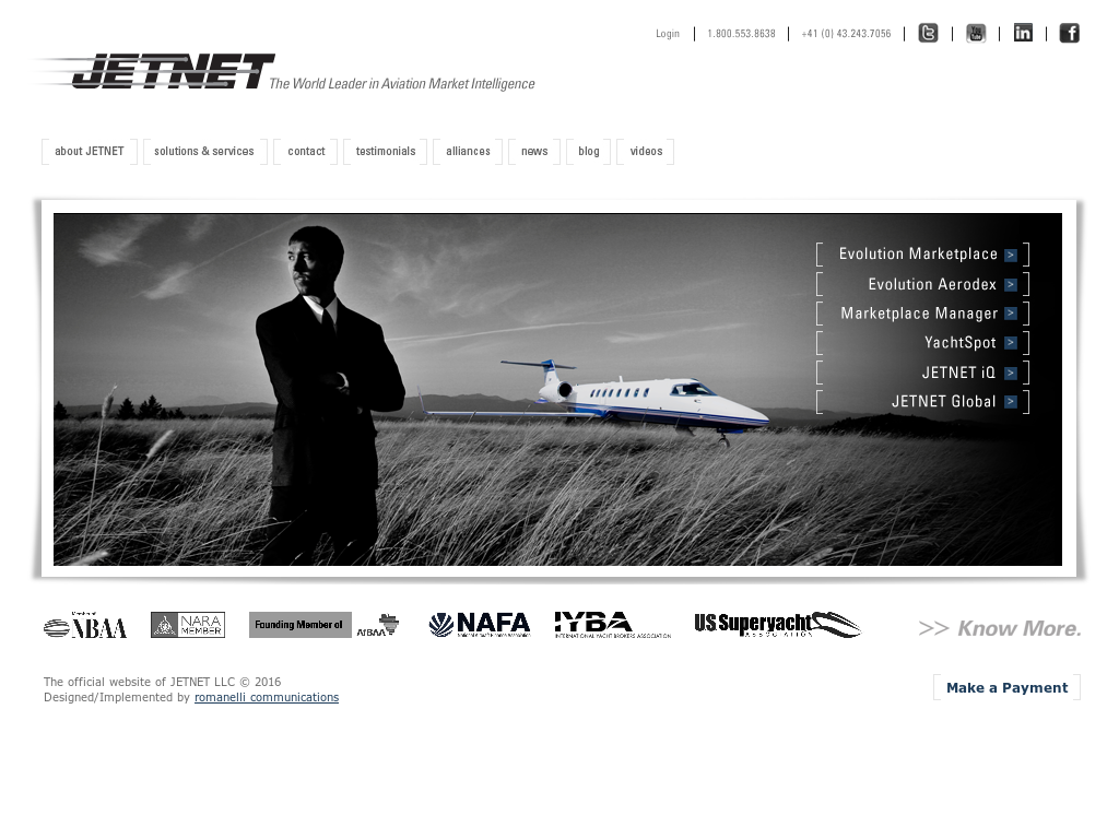 Jetnet Competitors Revenue And Employees Owler Company Profile