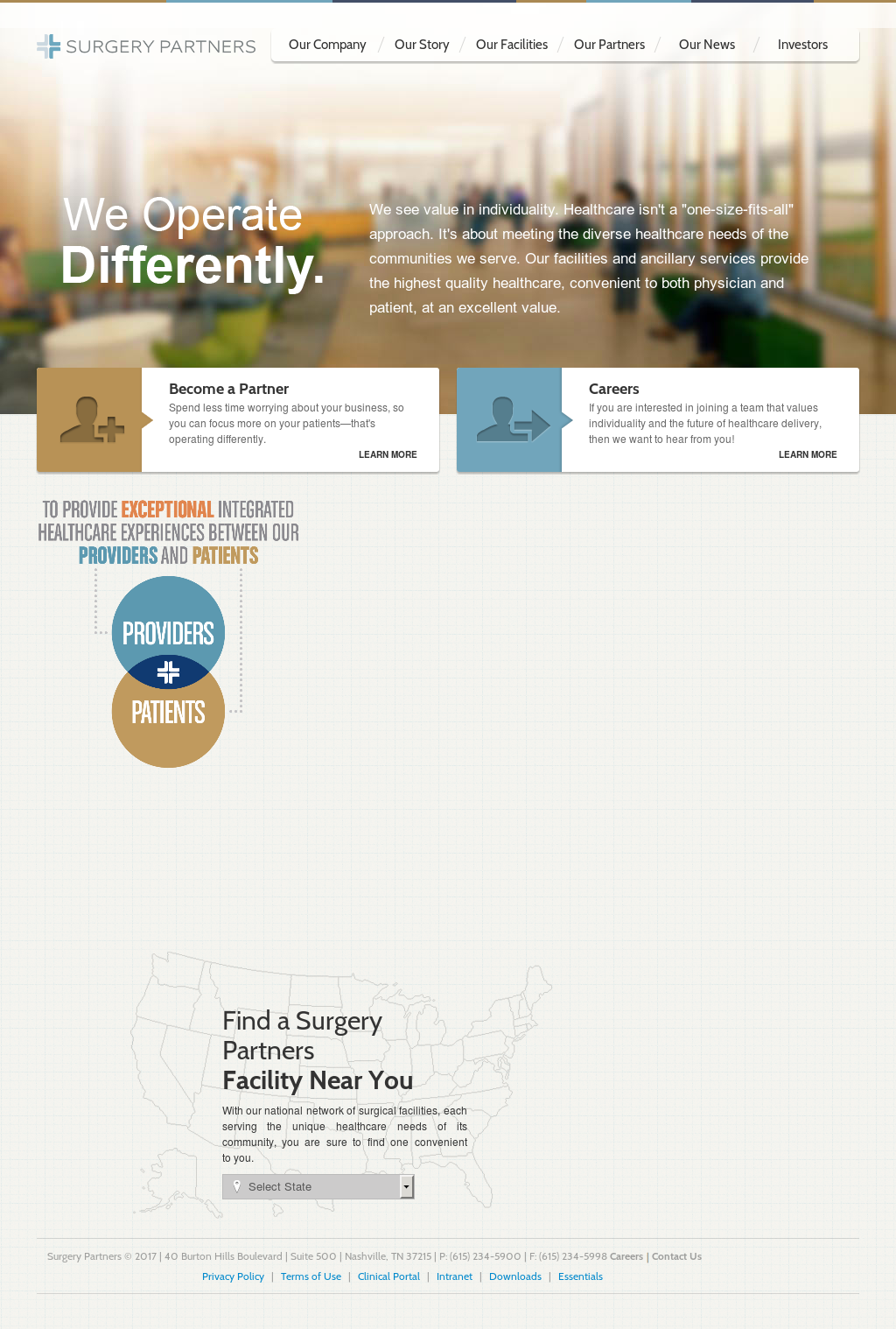 Surgery Partners Competitors, Revenue and Employees - Owler