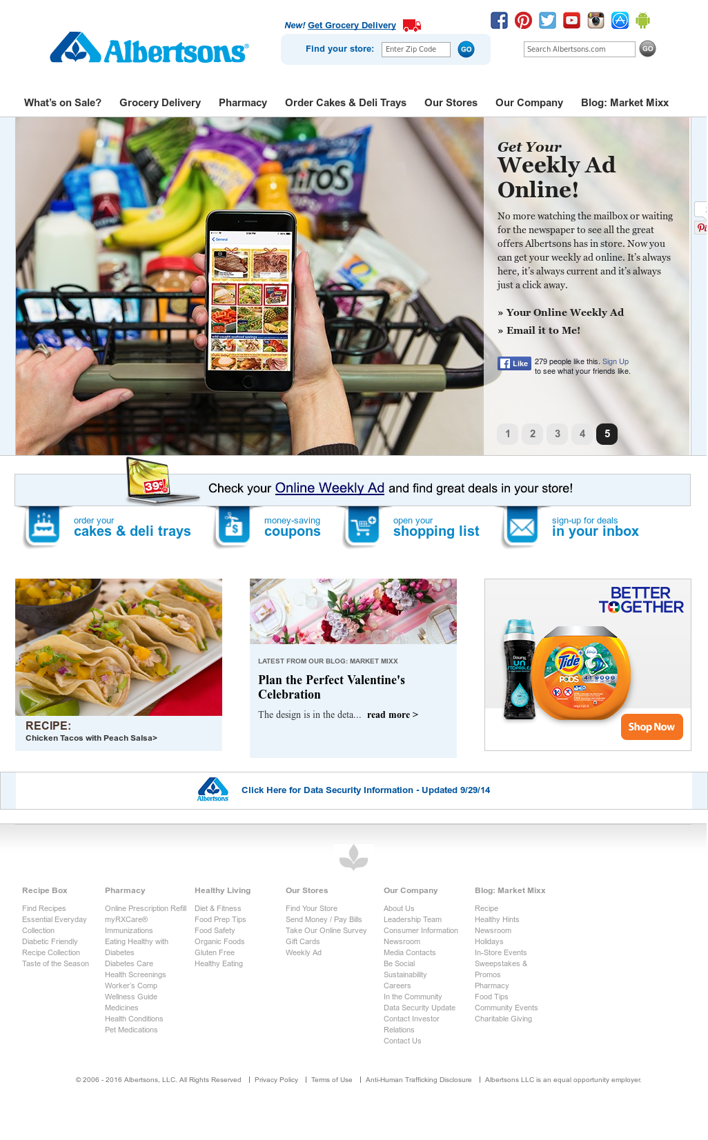 Albertsons Competitors, Revenue and Employees - Owler Company Profile