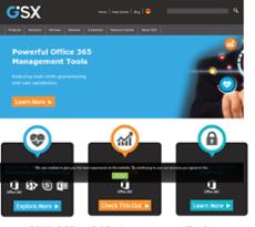 GSX website history