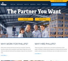 S.B. Phillips Company website history