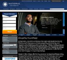 National University website history
