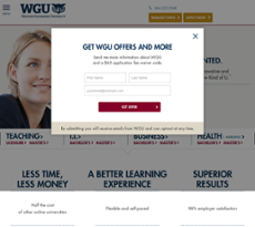 WGU Competitors, Revenue and Employees - Owler Company Profile