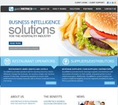 GuestMetrics website history