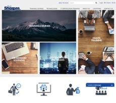 TechSherpas website history