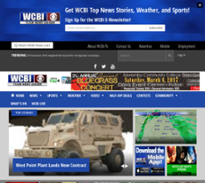 Wcbi-tv (Cbs) Competitors, Revenue and Employees - Owler Company Profile