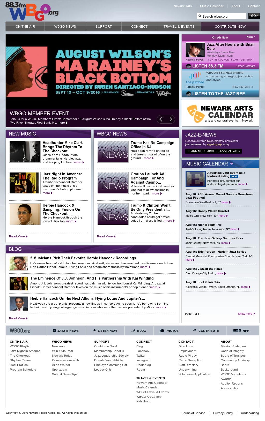 WBGO-FM Competitors, Revenue and Employees - Owler Company Profile