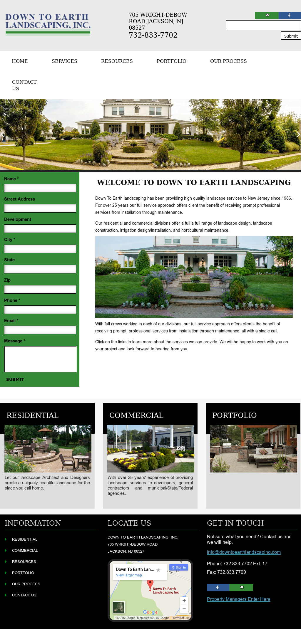 Down To Earth Landscaping Compeors Revenue And Employees Owler Company Profile