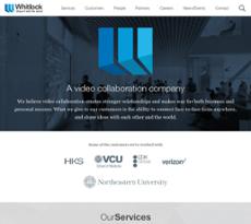Whitlock website history