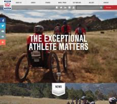 World T.E.A.M. Sports website history