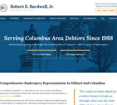 Ohiobankruptlaw website history