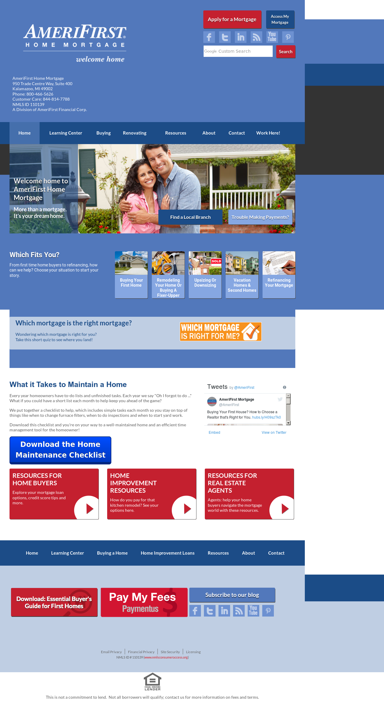 Amerifirst Home Mortgage S Competitors Revenue Number Of Employees Funding Acquisitions News Owler Company Profile