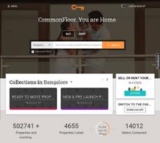 CommonFloor Competitors, Revenue and