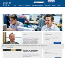 Esure Group website history