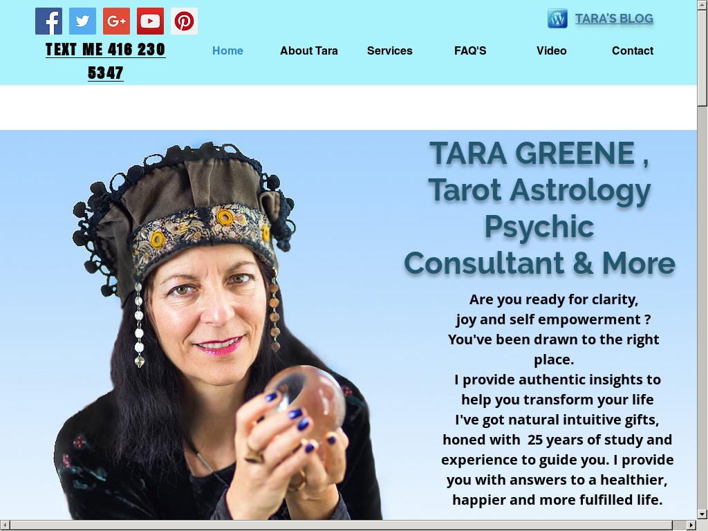 Tara Tarot Consultants & More Competitors, Revenue and Employees