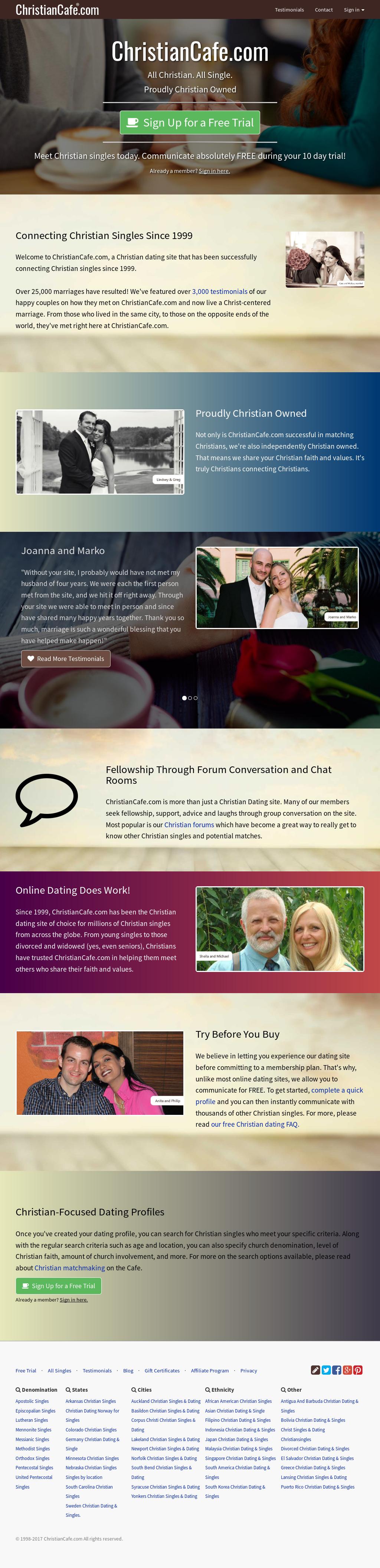 netwerk dating sites
