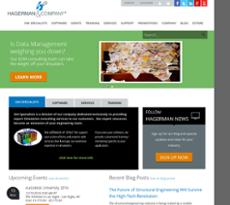 Hagerman & Company website history