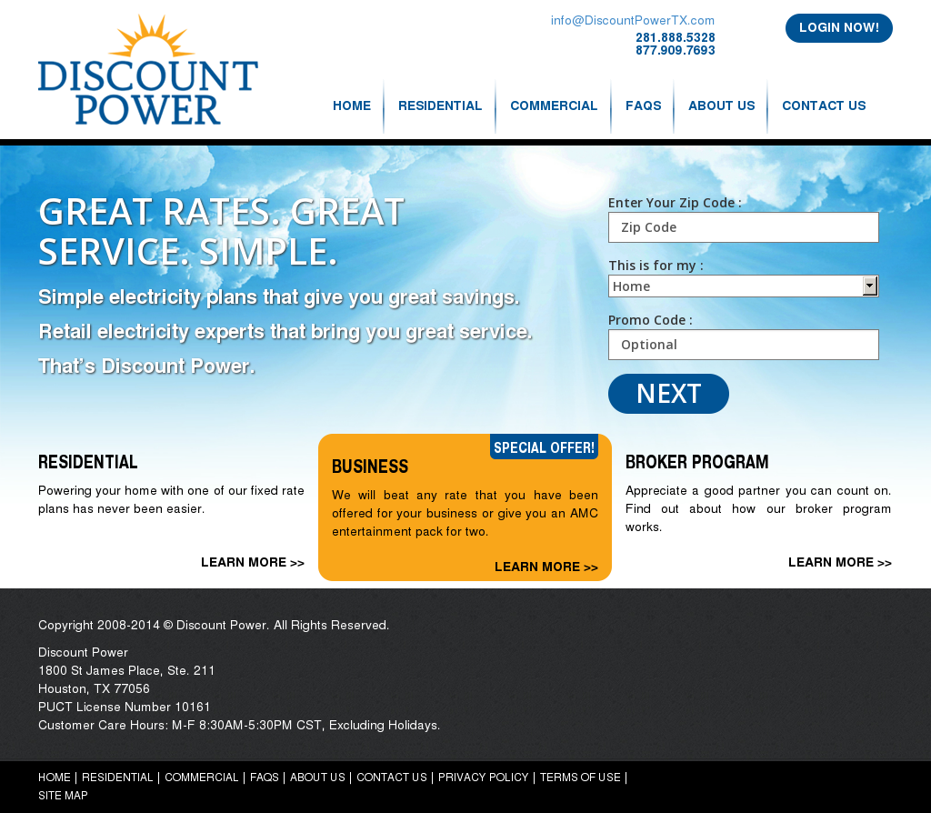Discountpowertx Competitors, Revenue and Employees - Owler Company ...