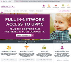 UPMC Health Plan Competitors, Revenue and Employees - Owler
