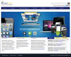 Newt Global website history