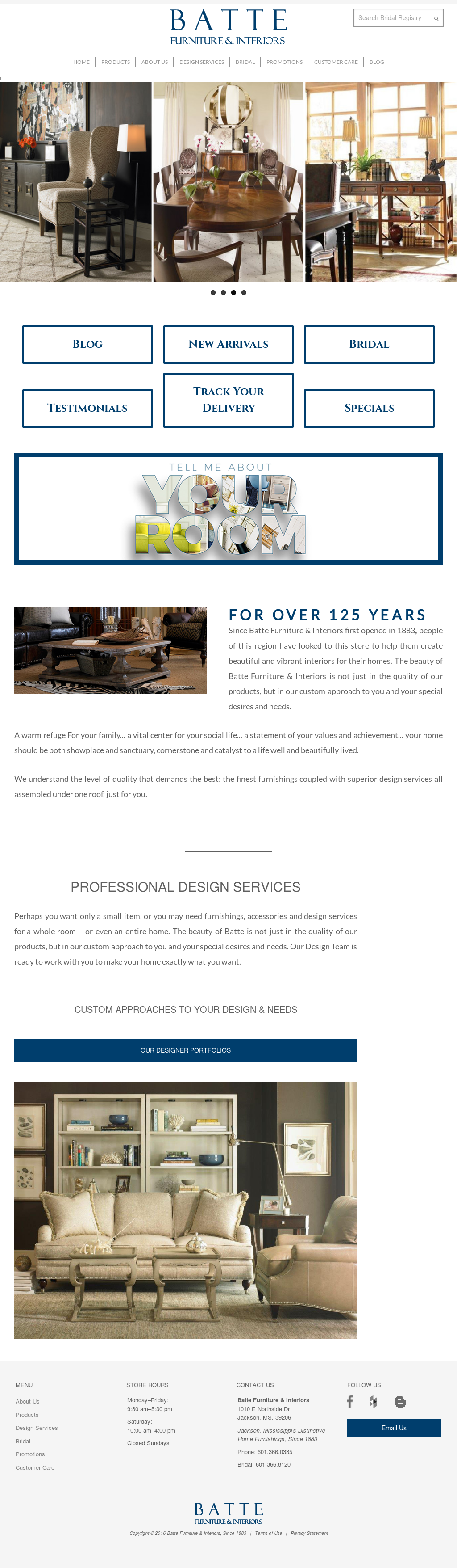 Batte Furniture Compeors Revenue And Employees Owler Company Profile
