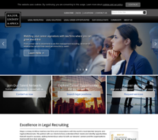 Major, Lindsey & Africa website history