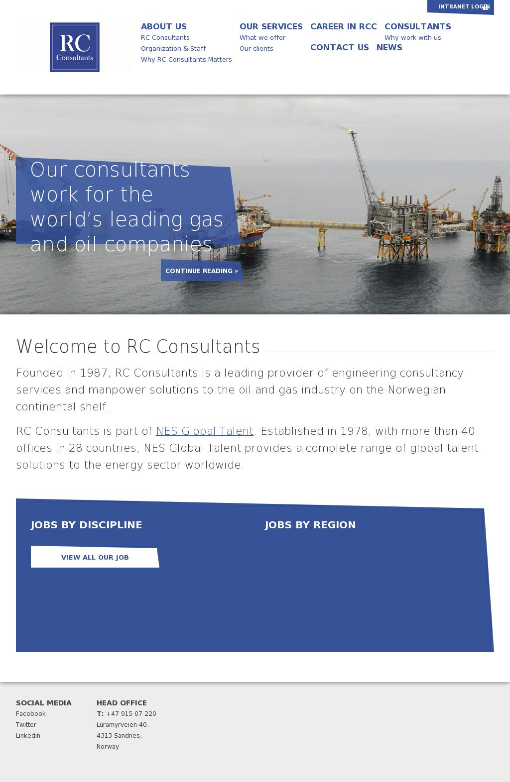 Offshore Drilling Consultant Companies