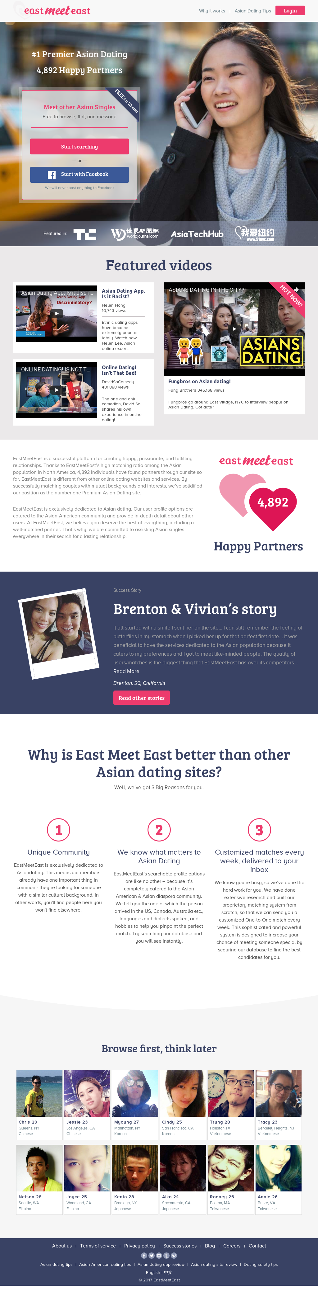 Virginia asian dating and right! good
