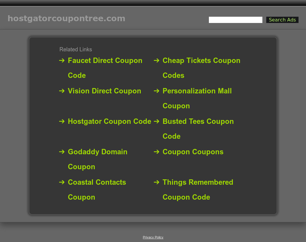 Hostgator coupon Tree Competitors, Revenue and Employees - Owler ...