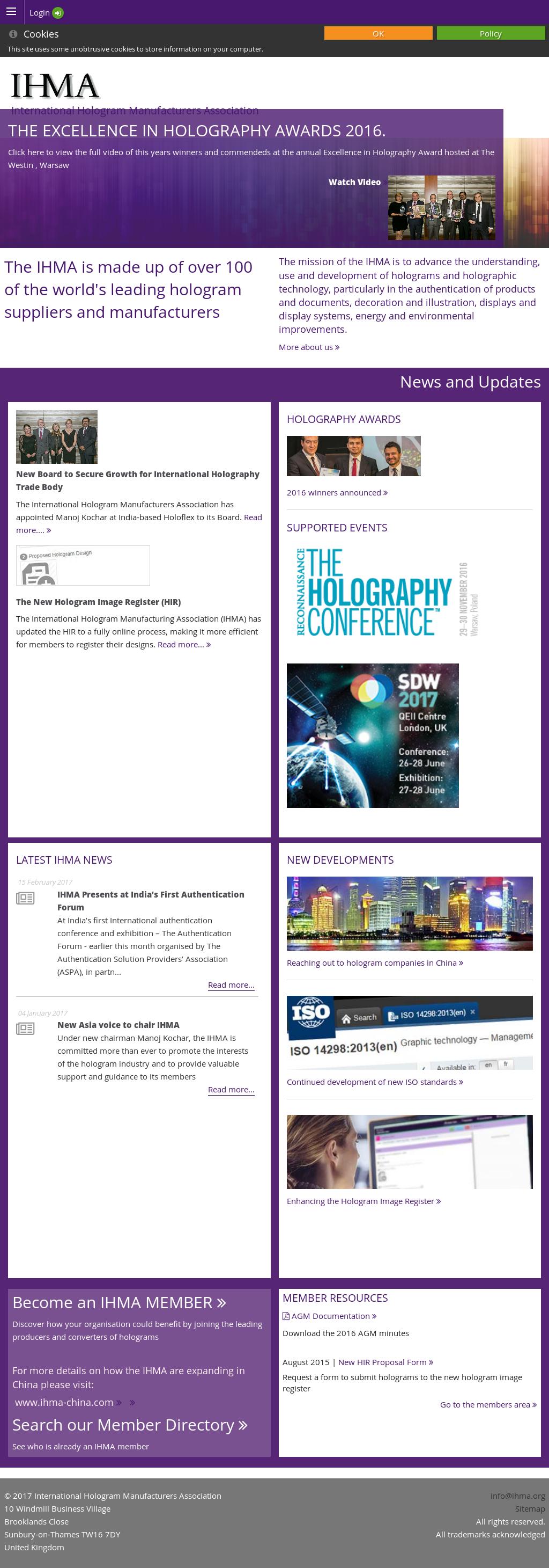 Ihma Competitors, Revenue and Employees - Owler Company Profile