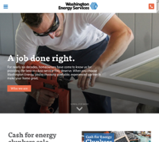 Washington Energy Services Competitors Revenue And
