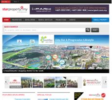 StarProperty website history