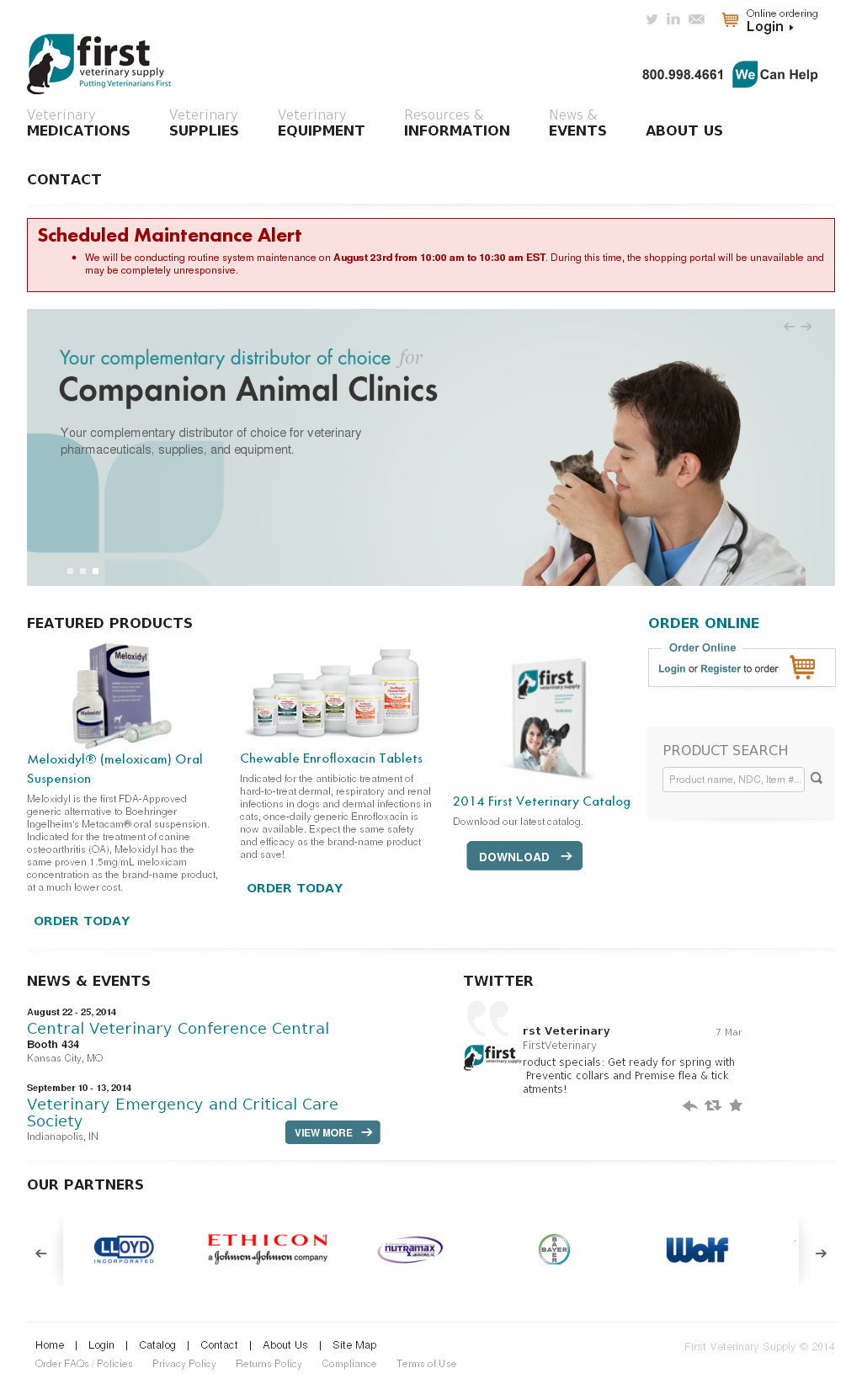 First Veterinary Supply Competitors, Revenue and Employees - Owler