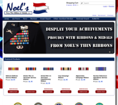 Noel's Thin Ribbons & Medals Competitors, Revenue and Employees