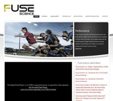 Fuse Science website history