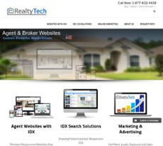 RealtyTech website history