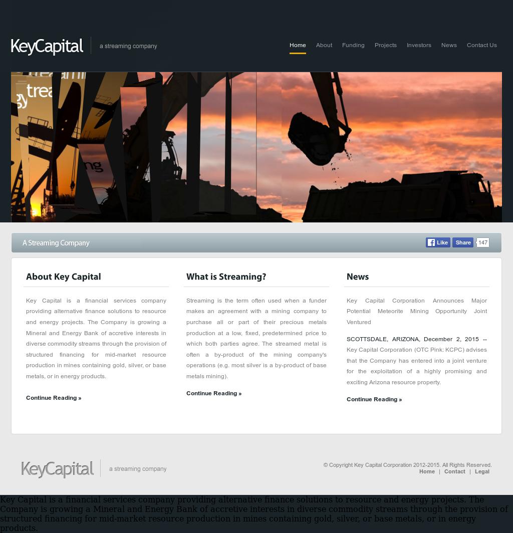 Key Capital Group 101