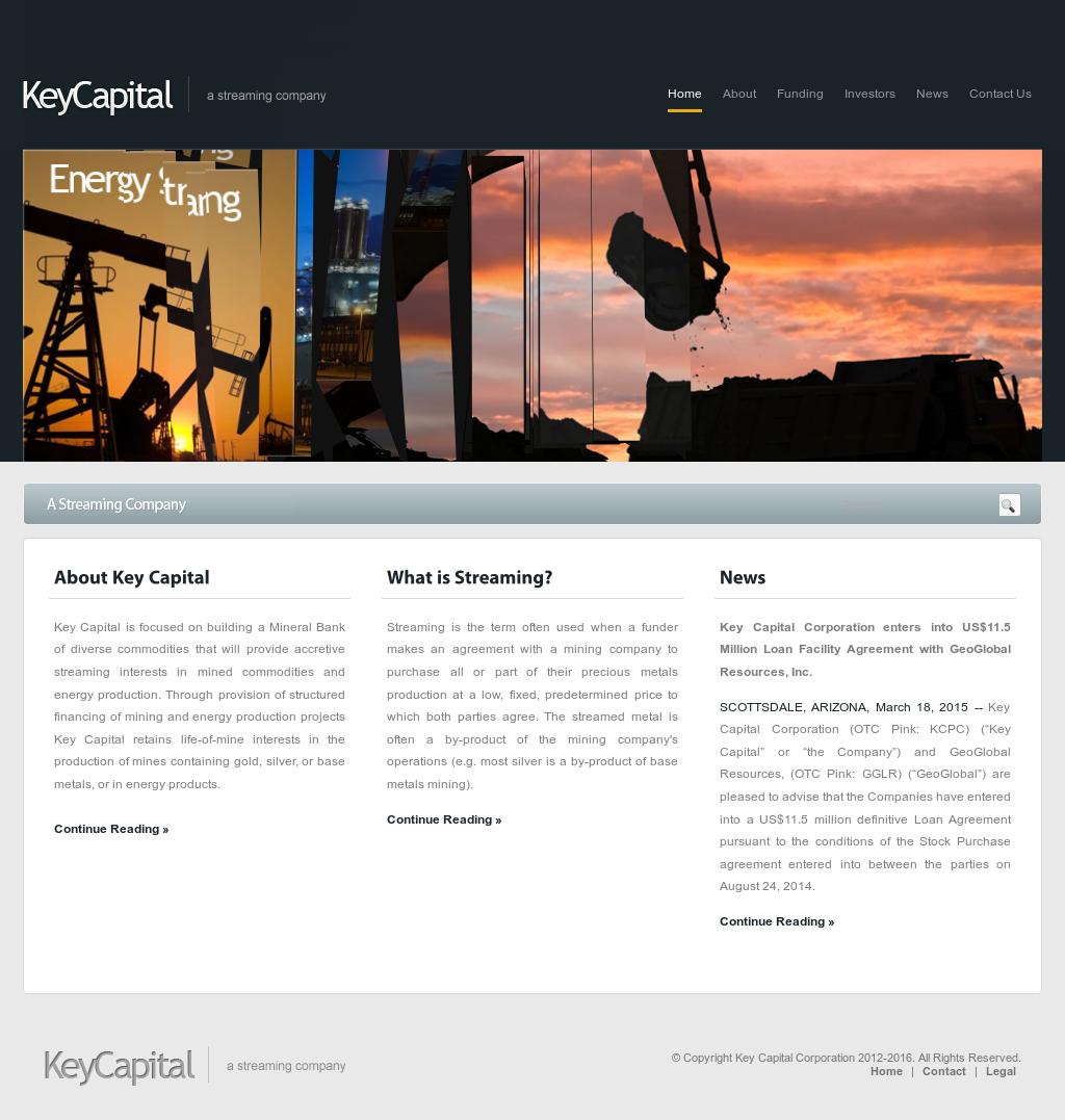 Key Capital Group 84