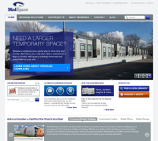 ModSpace website history