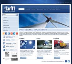 Lufft website history