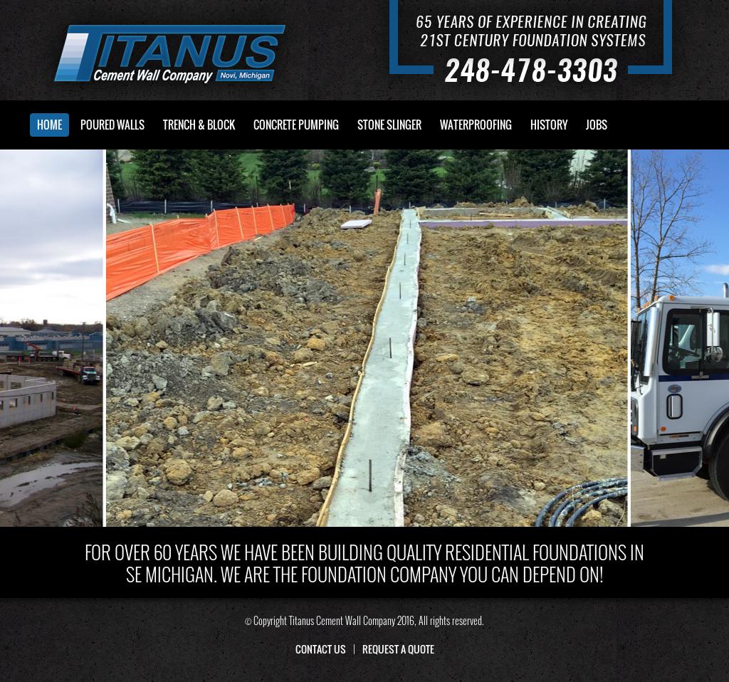 Titanus Cement Wall Company Competitors, Revenue and