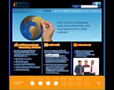 Aperian Global website history