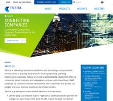 Pacnet website history