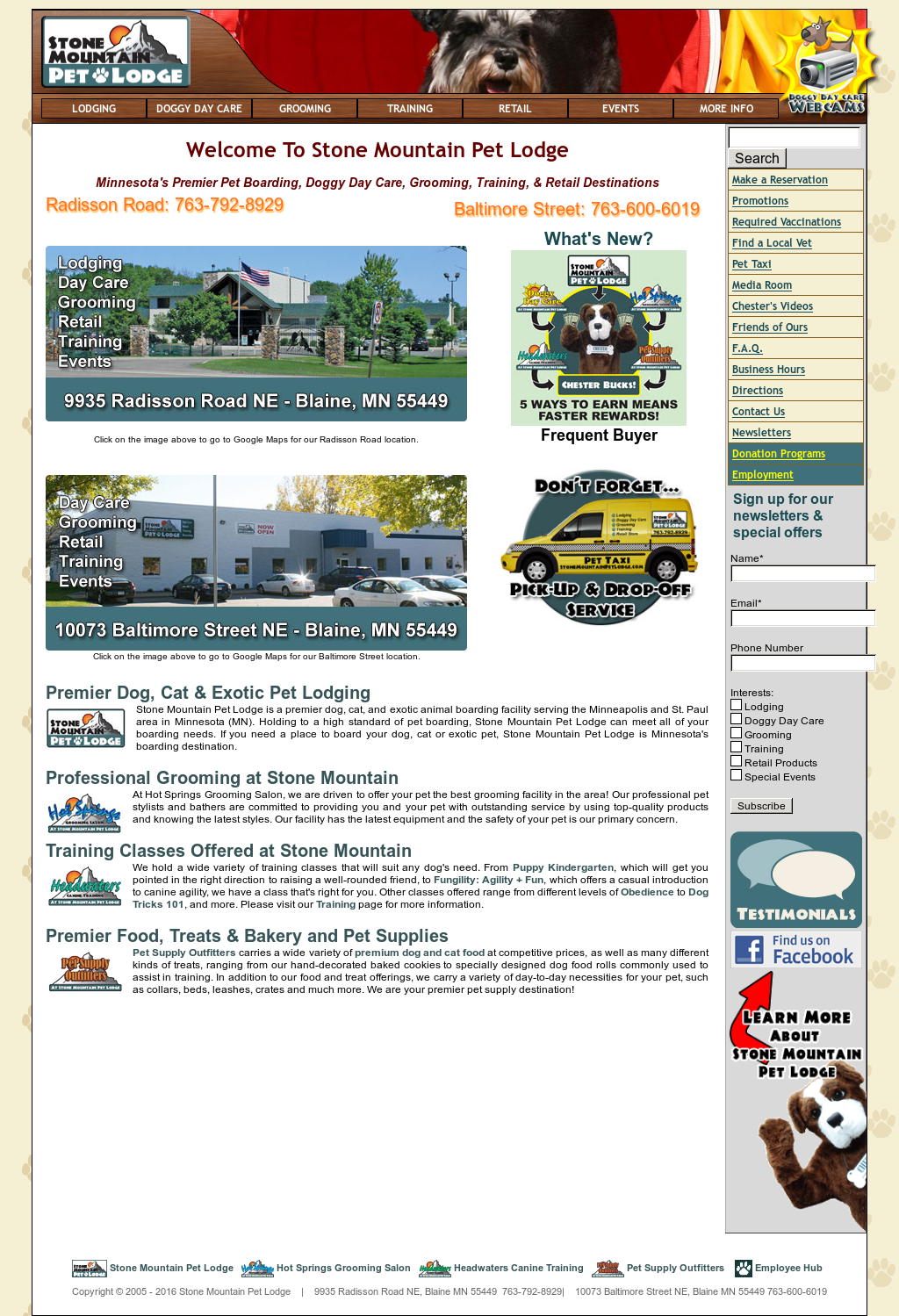 Stone Mountain Pet Lodge Competitors Revenue And Employees Owler