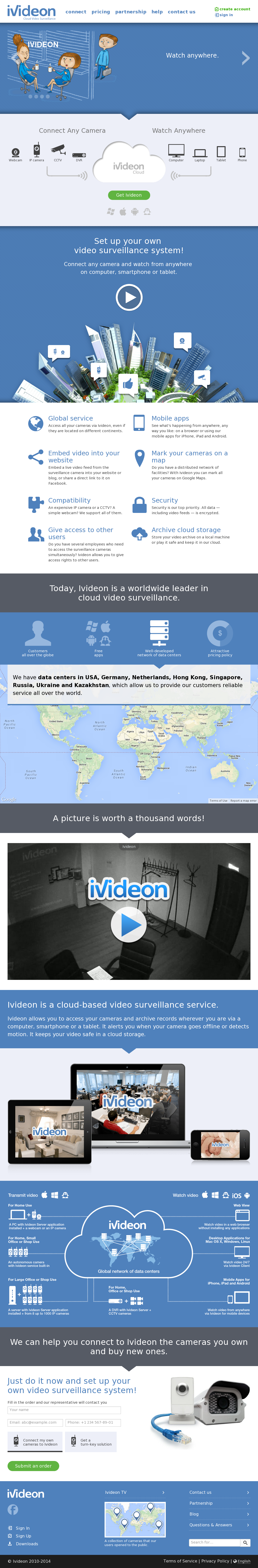 Ivideon Competitors, Revenue and Employees - Owler Company