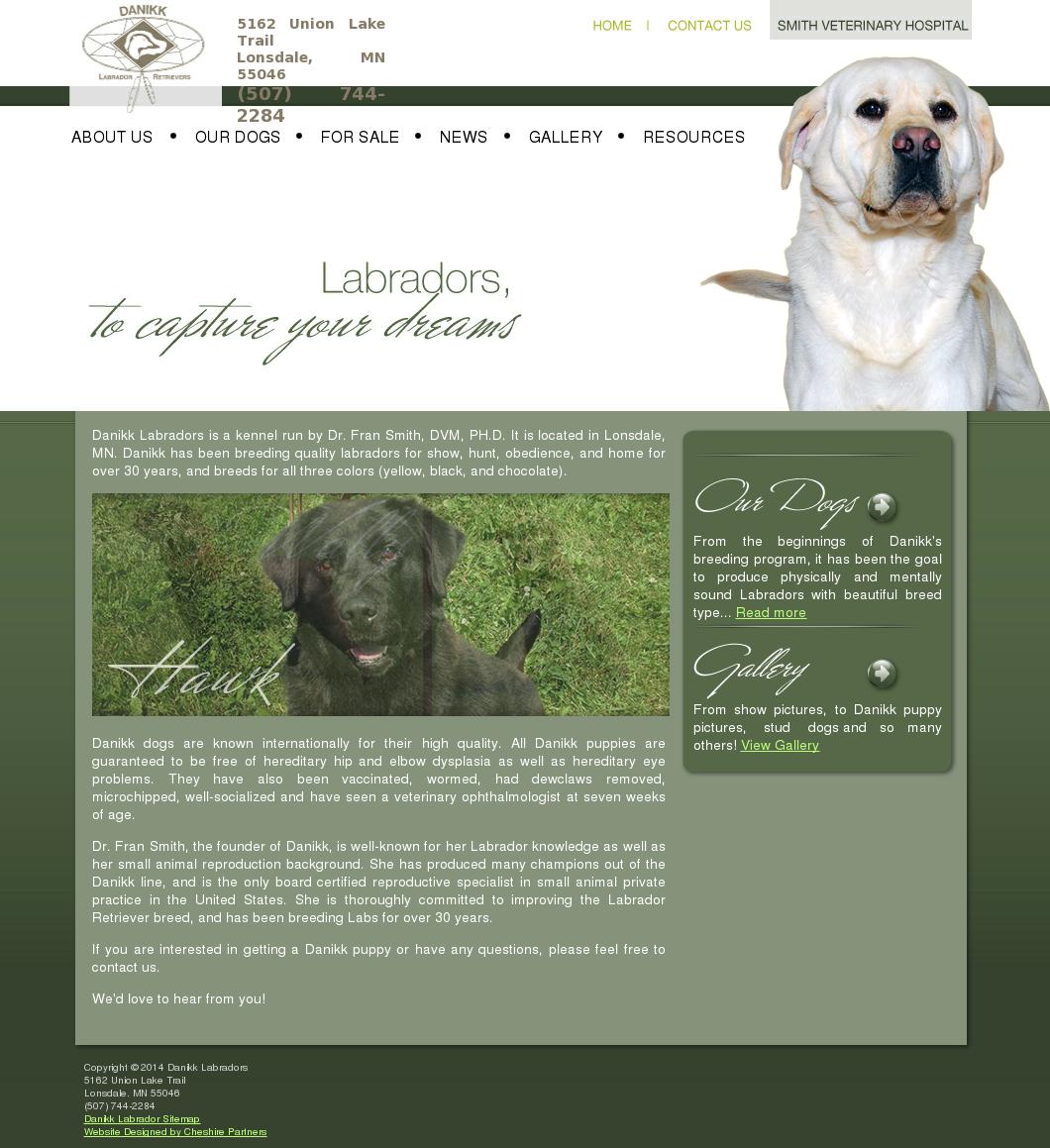Danikk Labradors Competitors, Revenue and Employees - Owler Company
