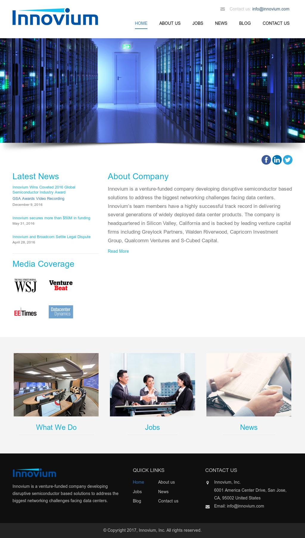 Innovium Competitors, Revenue and Employees - Owler Company
